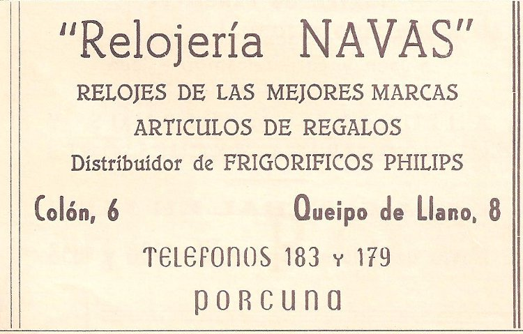 feria porcuna 1967